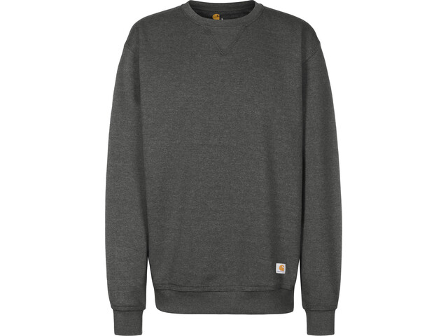 Carhartt Midweight Crewneck Pull Homme, carbon hthr
